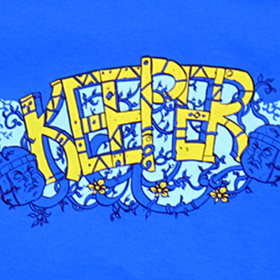 Keeper T-Shirt Close UP